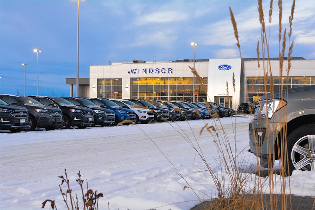 Windsor Ford in Grande Prairie